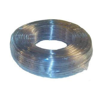 Air hose 4 / 6mm clear
