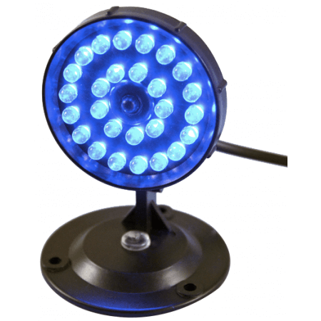 Mini LED MOON - moonlight 27x blue