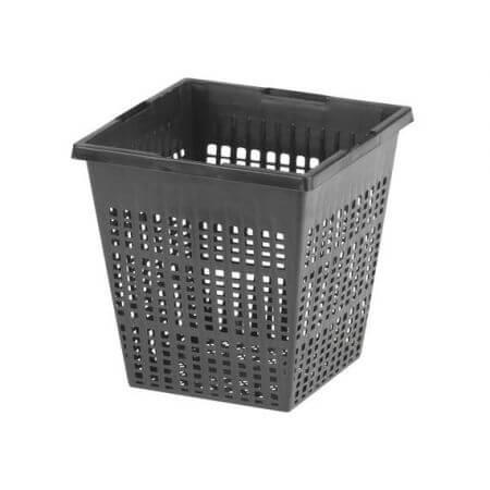 Oasis plastic plant basket square 11cm