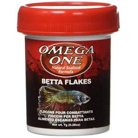 Omega One Betta Buffet Flakes
