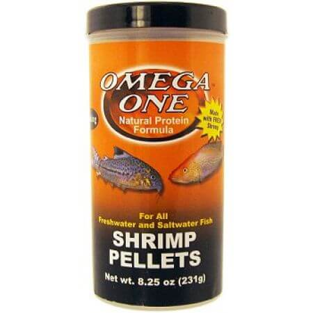 Omega One Shrimp Pellets