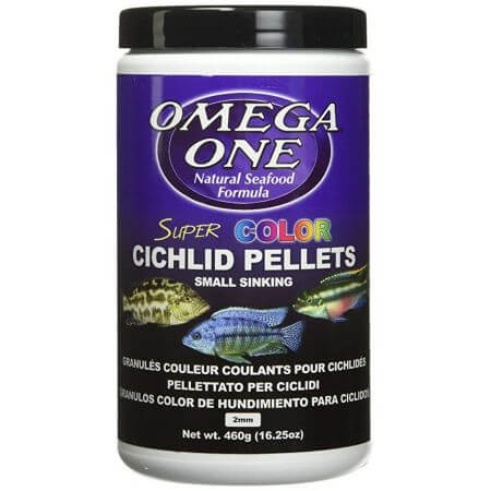 Omega One Small Cichlid Pellets