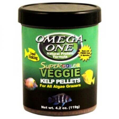 Omega One Super Color Kelp Pellets Float