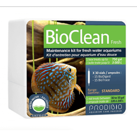 Produced BIO CLEAN FRESH 6 Amp. - zoet - Bio Digest & Bio Trace image