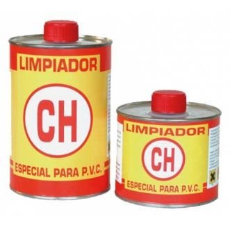 PVC cleaner - brand CH - pot 500ml.
