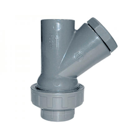 PVC non-return valve Y