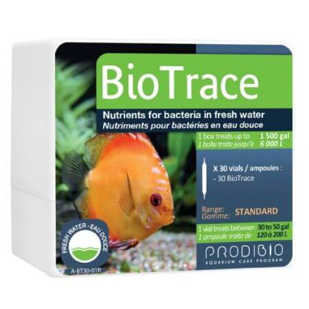 Prodibio BIO TRACE 12 Amp. - sweet - micro food for the Biodigest bacteria