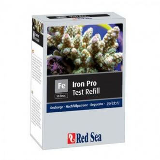 Red Sea Iron Pro - reagent refill Kit