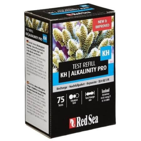 Red Sea KH Pro - reagent refill Kit