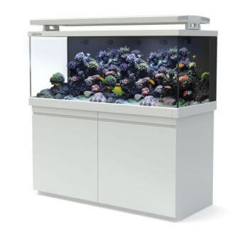Red Sea Max S-Series 400 black aquarium + furniture
