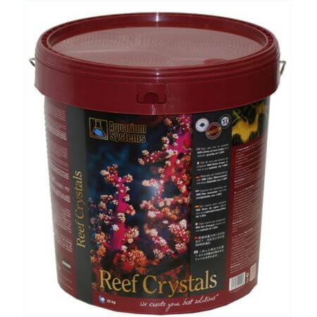 Reef Crystals 10 kg. bucket - needs no further introduction!