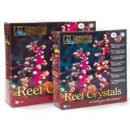 Reef Crystals 4 kg. box. Now 1KG extra free