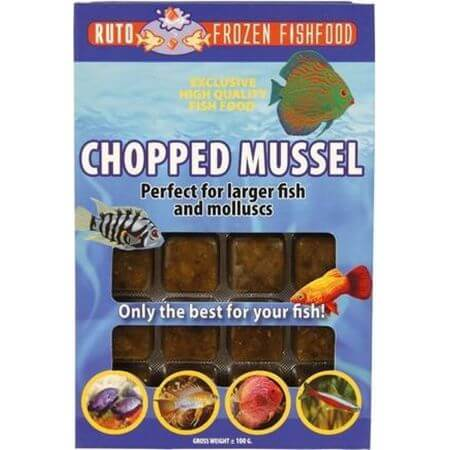 Ruto Mussel meat - minced meat Blister a 100gr.
