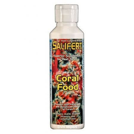 Salifert Coral Food - lower animal feed