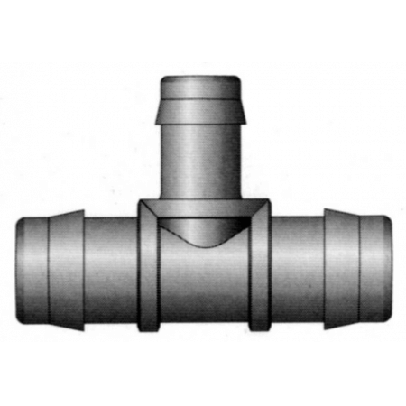 T-piece reducer 12-16 / 9-12 / 12-16 MM