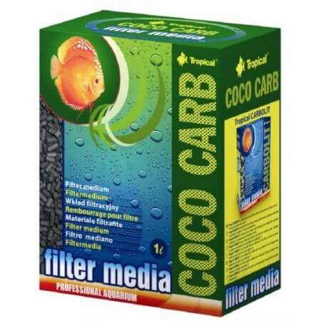 Tropical Coco Carb active coconut filter carbon