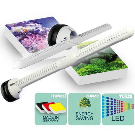 Tunze Full Spectrum LED for small aquariums (waterproof)