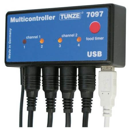 Tunze Multicontroller 7097 USB incl. moonlight